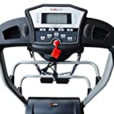 Healthgenie 4in1 Motorized Treadmill 4112M with Massager, Tummy Twister & Silicone Lubricant 550ml, Max Speed 14 Kmph