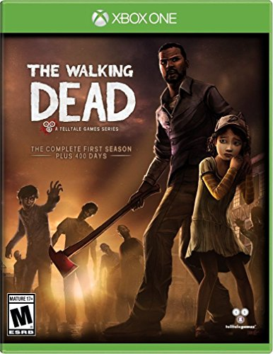 The Walking Dead – The Complete First Season Plus 400 Days (Xbox One) 51F 2BidmfMYL