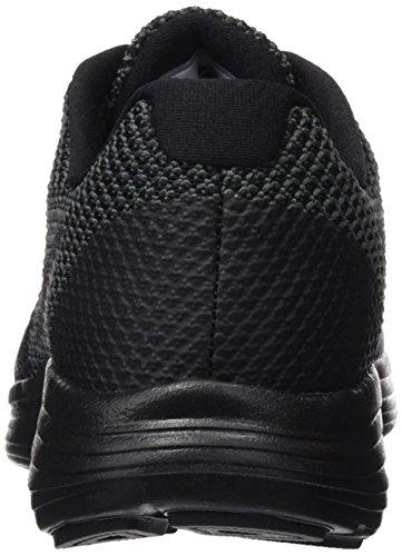 Nike Nike Revolution 3, Damen Laufschuhe, Chaussures de course femme Noir (Black/mtlc Dk Grey-anthracite)