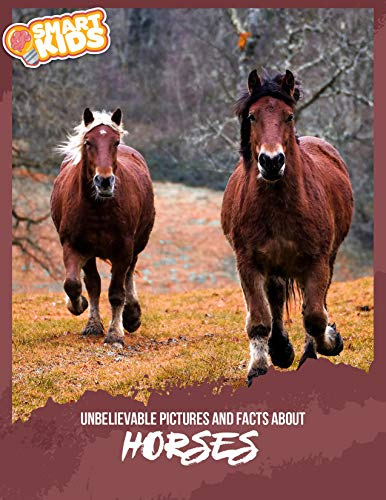 Unbelievable Pictures and Facts About Horses (English Edition)