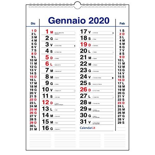 Calendario Frate Indovino 2020 In Edicola.Frate Indovino Calendario 2020 Calendario 2020