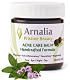 ARNALIA Acne Care Treatment - Rosacea Rapid Clear Balancing Balm - Organic Skin