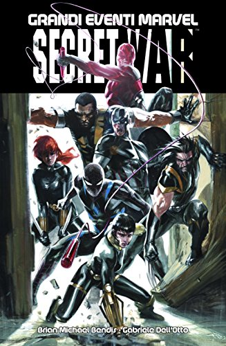 Grandi Eventi Marvel: Secret War Ristampa