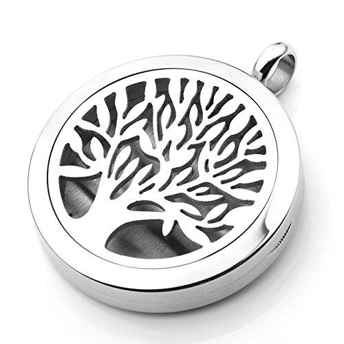 piercingj-bijoux-collier-pendentif-arbre-de-vie-rond-ouvrir-vivre-flottant-charme-memoire-medaillon-