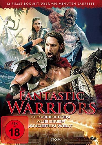 Fantastic Warriors - Geschichten aus einer anderen Welt [4 DVDs]