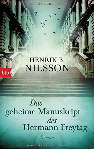 Buchseite und Rezensionen zu 'Das geheime Manuskript des Hermann Freytag' von Henrik B. Nilsson