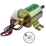 Boyisen Pompa Carburante Elettrica per Auto a Benzina, Diesel e Elettriche, Universale,12 V