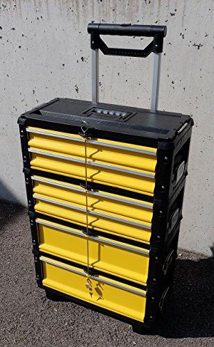 AS-S Metall Werkzeugtrolley XXL Type 305BBCC