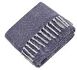 Mixibaby - Manta Reversible para sofá, Diseño Espina de