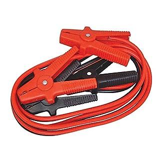 Silverline 857328 – Cable de arranque 200 A máximo, 2,2 metros