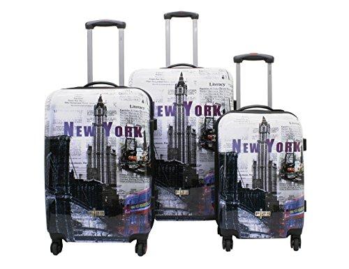 F|23 Set de bagage, Multicolour (Multicolore) - 77049-9