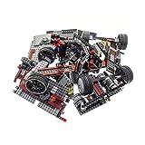 Bausteine gebraucht 1 x Lego System Teile Set für Modell 8098 Clone Turbo Tank grau Panzer Star Wars unvollständig