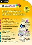 Büro genial Logodesigner & Fontportfolio