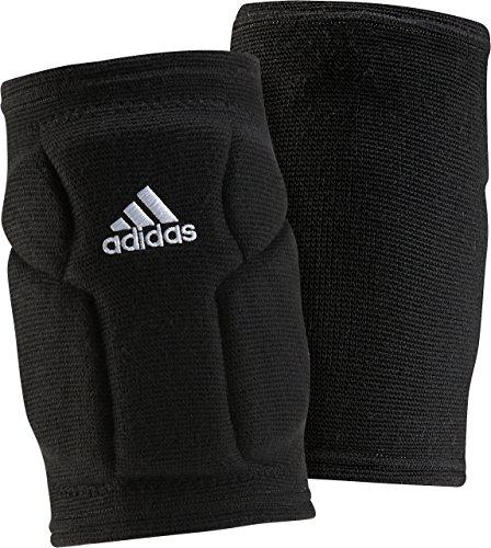 adidas Damen Volleyball Elite Knie Pad, Damen, schwarz/weiß