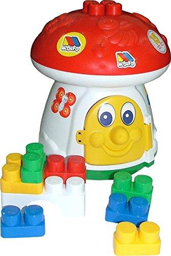 Polesie 1045 Molto Toys - Bloques para Seta