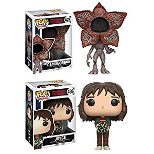 Funko Pop Pack Stranger Things Joyce y Demogorgon Funko Pop Stranger Things