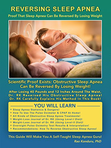 Reversing Sleep Apnea: Proof That Sleep Apnea Can Be Reversed By Losing Weight (English Edition) - Appliance-spray