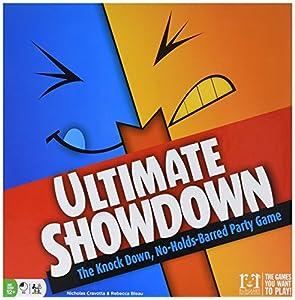 Rnr Games RNR00948 Ultimate Showdown - Juego de Mesa (Contenido en alemán)