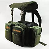 Da pesca attrezzatura borsa zaino FSH bag outdoors pescatori Easy Portable Tackle Storage – nylon (senza scatola)