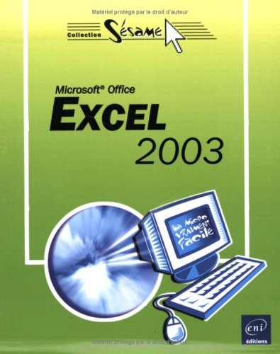 Excel 2003 par Collectif
