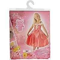Disney I-620641 M-Travestimento da favola delle fate Aurore-taglia (Aurora Bambino Costume)