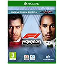 F1 2019 Anniversary Ed. - Day-One - Xbox One