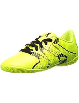 adidas Performance X 15.4 Indoor Jungen Fußballschuhe