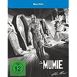 Die Mumie Limited - Steelbook designed by Alex Ross