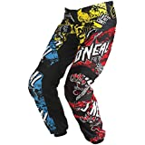 Image of 0124W-938 - Oneal Element 2015 Wild Motocross Pants 38 Multi - Comparsion Tool