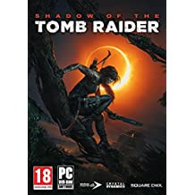 Shadow of The Tomb Raider PC DVD