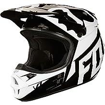 Fox Casco Junior V de 1 Race, Black, tamaño: YS