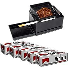 Cigarrillos máquina eléctrica powermatic 2+ 1000 tubos marlboro