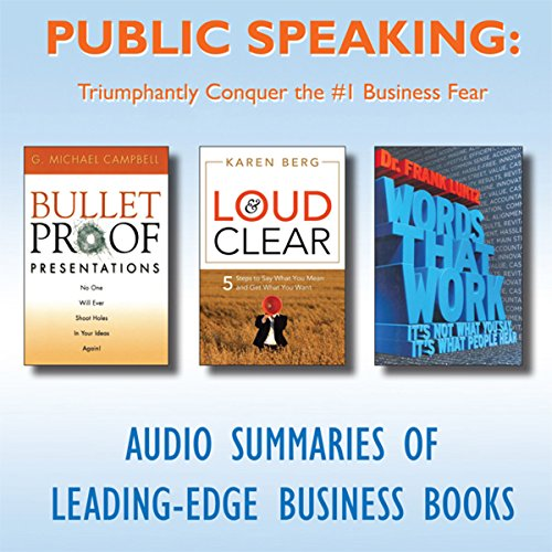 Public Speaking  Audiolibri