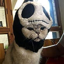 FOONEE Gato Halloween Disfraz de Terciopelo Sombrero, Lindo Animal Forma Peluca Disfraz de Halloween Fiesta