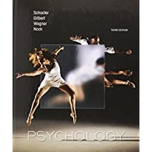 Psychology by Schacter, Daniel L., Gilbert, Daniel T., Wegner, Daniel M., (2014) Hardcover
