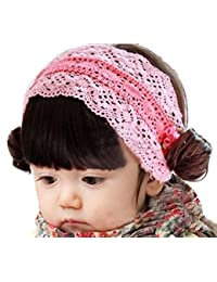 drasawee Baby Mädchen Kids Super Cute Bowknot Pony Haar Band Fotografie Headbands