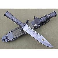 Regulus - Coltello militare USA tipo M9, baionetta, attrezzatura da combattimento
