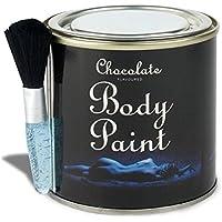 pintura corporal de chocolate cepillo + 1 200 g de pintura comestible