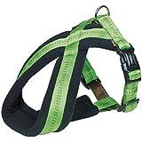 Nobby 80511-84 Komfort Geschirr Soft Grip, green
