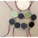Alcoa Prime 10pcs Vibration 10mm x 2.7 mm 3 V Vibrating Vibrator Micro Motor Flat
