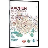 Aachen Karte Stadtteile.Suchergebnis Auf Amazon De Für Aachen Dom Bilder Poster
