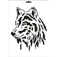 Suchergebnis Auf Amazon De Für Schablone Wolf
