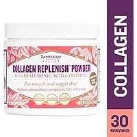 Reponer el colágeno en polvo, mezcla de bebidas sin sabor - ReserveAge Nutrición