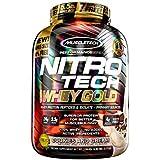 Performance Series Nitro-Tech 100% Whey Gold 6 lb (2721g) Biscuits et crème