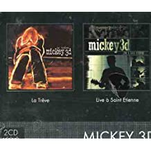 Coffret 2 CD : Live à St Etienne / La Trève [Import USA]