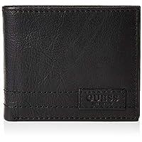 GUESS Men's Multicard Pass Case, Black - 31GUE13151