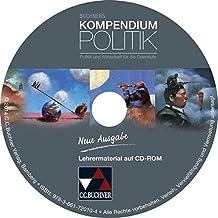 Buchners Kompendium Politik, Neue Ausgabe, Lehrermaterial, CD-ROM