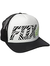 Fox Girls Snapback Cap Phoenix Trucker Schwarz