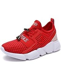 Garçon Fille Chaussure de Course Chaussures de Multisports Outdoor Sneakers Mode Basket Chaussure Scolaire l'École pour Enfant Running Compétition Entraînement Chaussure