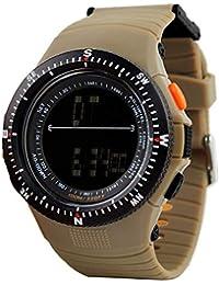 Reloj Inteligente Hombre Mujer Relojes a Prueba de Agua al Aire Libre  multifuncionales para Hombre ( 97a99675eb6